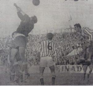 Hoy hace 62 años. Betis 0 Recreativo 2.