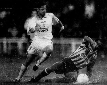 Hoy hace 22 años. Real Madrid 1 Betis 0.