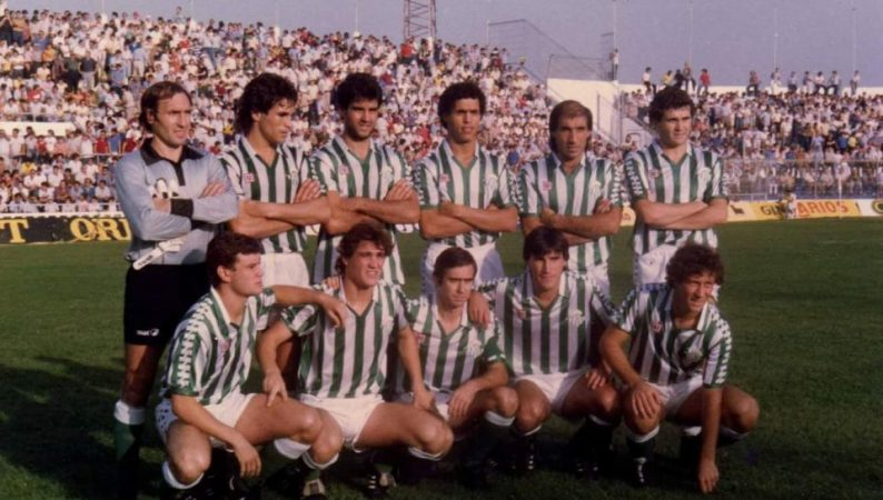 Hoy hace 37 años. Cádiz 0 Betis 0.