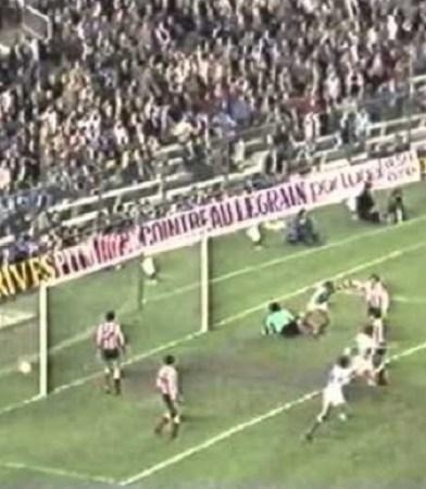 Hoy hace 37 años. Atlético de Madrid 4 Betis 3.