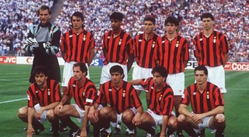 Nos visita el AC Milan