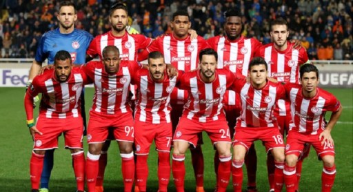 Nos visita el Olympiacos FC
