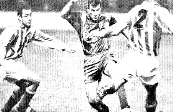 Hoy hace 27 años. Eibar 0 Betis 0.