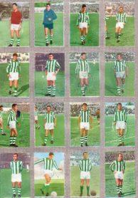 Album de cromos temporada 1965-66