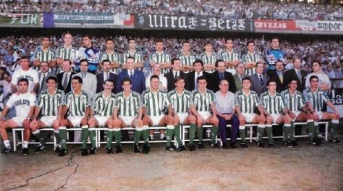 Presentación Temporada 1995-96