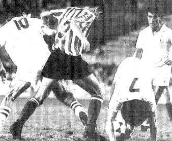 Hoy hace 32 años. Sevilla 1 Betis 2.