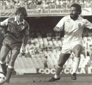 Hoy hace 35 años. Valencia 0 Betis 1.