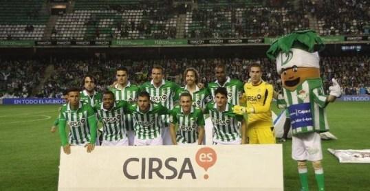 Alineación Betis-Getafe Liga 2013