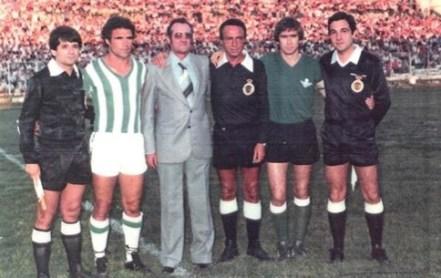 Córdoba-Betis Amistoso 1981