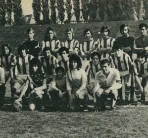 Real Betis Balompié de Bélgica 1972