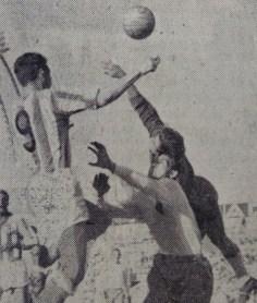 Hoy hace 60 años. Betis 1 Zaragoza 2.