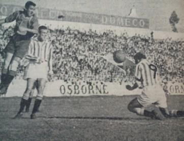Hoy hace 70 años. Betis 3 España Tánger 0.