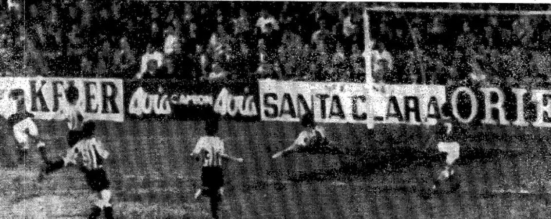 Hoy hace 46 años. Athletic 0 Betis 1.