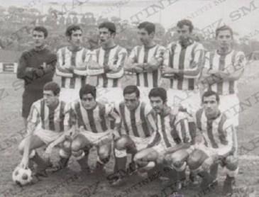 Hoy hace 50 años. San Andrés 0 Betis 1.