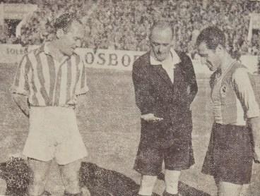 Hoy hace 75 años. Betis 3 Hércules 0.
