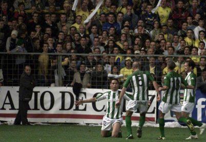 Cádiz-Betis Copa 2004