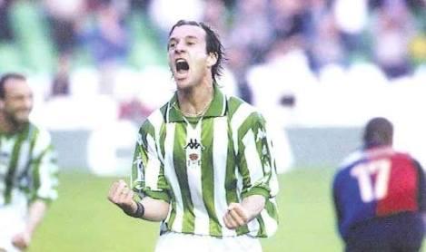 Hoy hace 20 años. Betis 2 Barcelona 1.