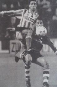 Hoy hace 25 años. Betis 3 Real Sociedad 1 en Copa.