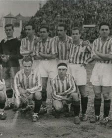 Hoy hace 80 años. Betis 3 Sevilla 2.