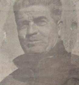 Hoy hace 55 años. Rosendo Hernández nuevo entrenador.