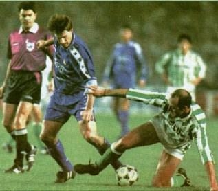 Hoy hace 25 años. Betis 0 Real Madrid 0.