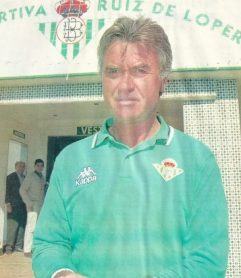 Hoy hace 20 años. Debut de Guus Hiddink.