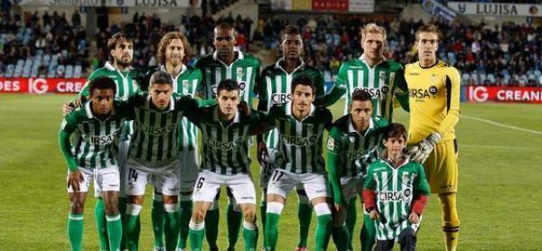 Alineación Getafe-Betis Liga 2012