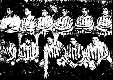 Alineación Rayo Vallecano-Betis Copa 1991