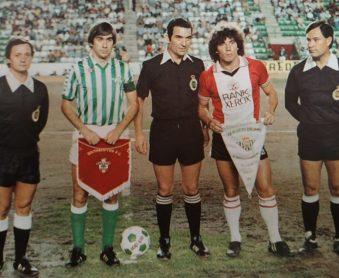 Betis-Southampton Trofeo Ciudad de Sevilla 1981