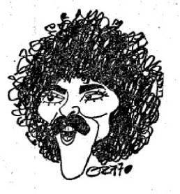 El nombre del día. Alfredo Megido. 1977