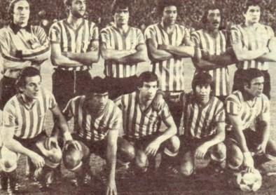 Hoy hace 40 años. Real Madrid 1 Betis 1.