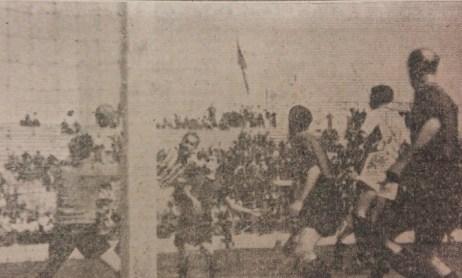 Hoy hace 80 años. Betis 3 Barcelona 0.