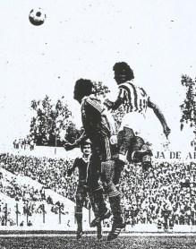 Hoy hace 40 años. Betis 1 Zaragoza 0.