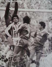 Hoy hace 30 años. Betis 0 Xerez 0.
