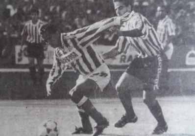 Hoy hace 25 años. Betis 0 Athletic 0