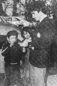 Antonio Biosca en Argentina. 1978
