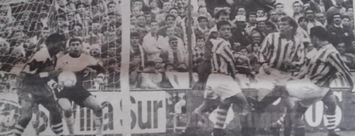 Betis-Compostela Liga 1994