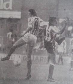 Hoy hace 30 años. Bilbao Athletic 0 Betis 0.