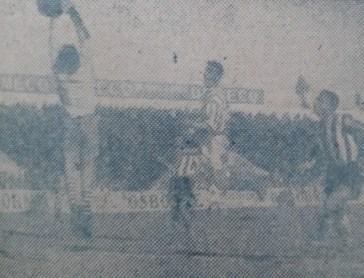 Hoy hace 70 años. Betis 4 Badajoz 1.