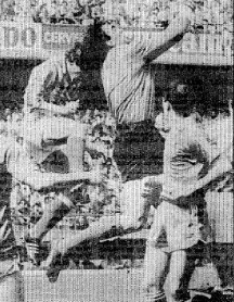 Hoy hace 35 años. Betis 2 Zaragoza 0.