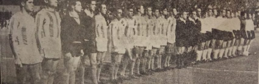 Betis-Stade Reims Amistoso 1961