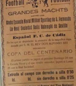 Copa del Centenario 1915