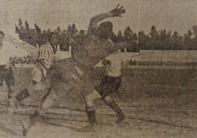 Hoy hace 80 años. Betis 4 Ceuta 1 en Copa.