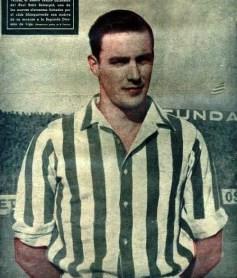 Hoy hace 89 años. Nace Isidro Villota.