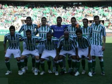 Alineación Betis-Villarreal Liga 2007