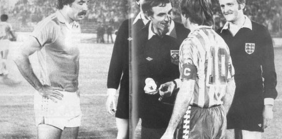 Benfica-Betis Copa Uefa 1982
