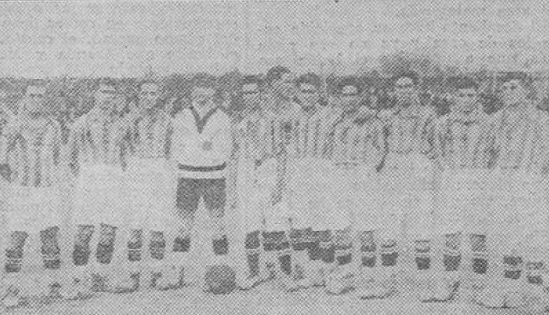 Hoy hace 95 años. Málaga 0 Betis 5.