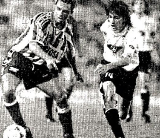 Hoy hace 25 años. Valencia 1 Betis 1.