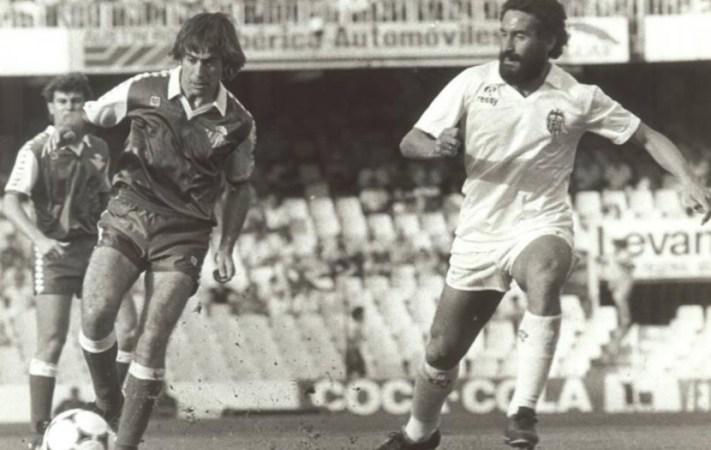 Valencia-Betis Liga 1984.