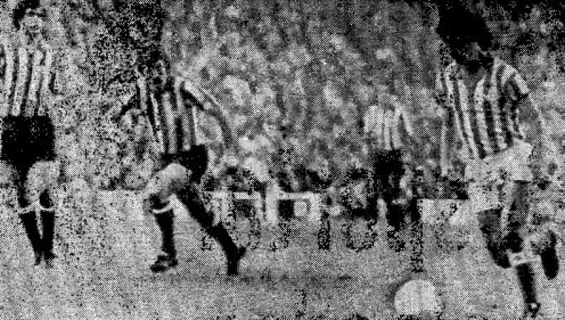 Hoy hace 45 años. Athletic 0 Betis 0.